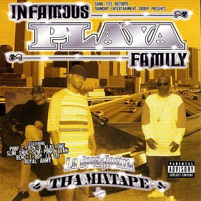 La Cosa Nostra: Tha Mixtape