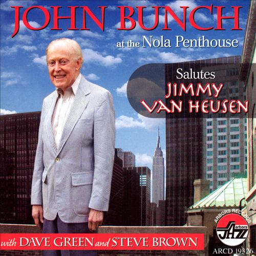 At the Nola Playhouse: Salutes Jimmy Van Heusen