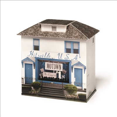 202 Motown Songs: The Complete #1's