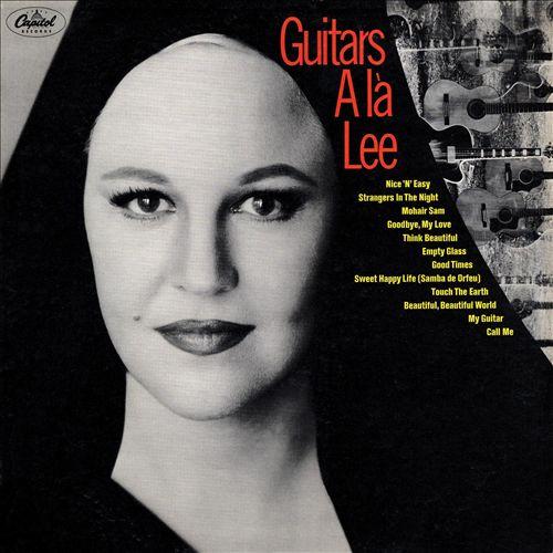 Guitars alà Lee
