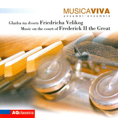 Music on the court of Frederick II the Great