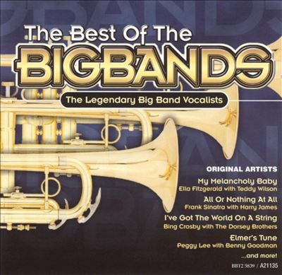 The Legendary Big Band Vocalists [Madacy]