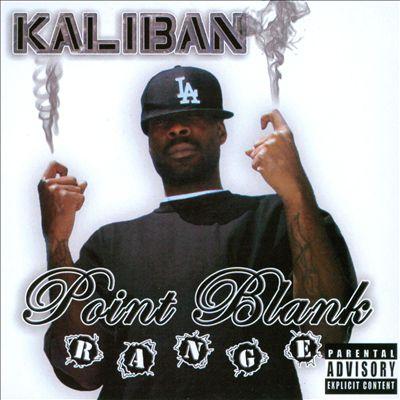 Point Blank Range EP