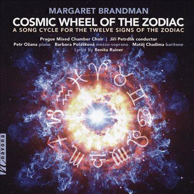 Margaret Brandman: Cosmic Wheel of the Zodiac