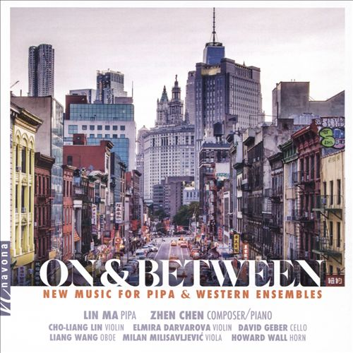 On & Between: New Music for Pipa & Western Ensembles