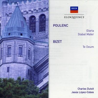 Poulenc: Stabat Mater; Bizet: Te Deum [Australia]