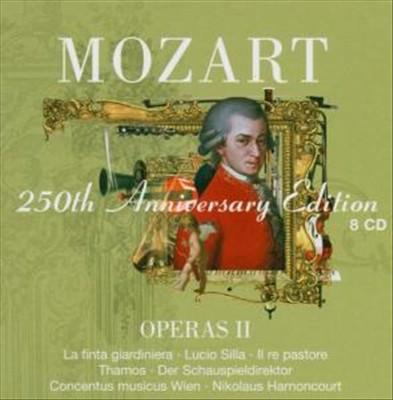 Mozart 250th Anniversary Edition: Operas II