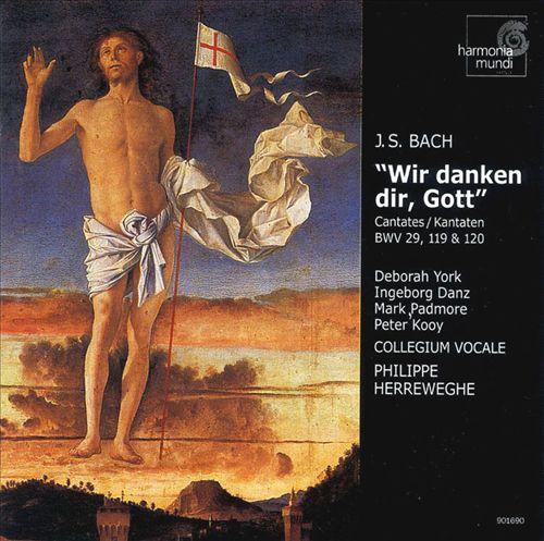 Bach: Wir Danken Dir, Gott