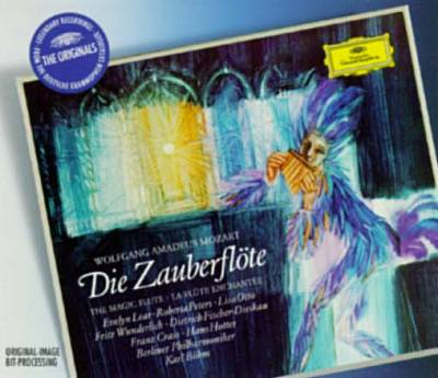Mozart: Die Zauberflöte [The Magic Flute]