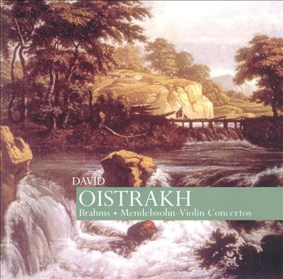 Brahms: Violin Concerto, Op. 77; Mendelssohn: Violin Concerto, Op. 64