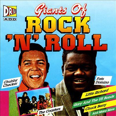 Giants of Rock 'N' Roll [Baur]