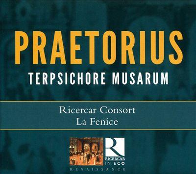 Michaël Praetorius: Terpsichore