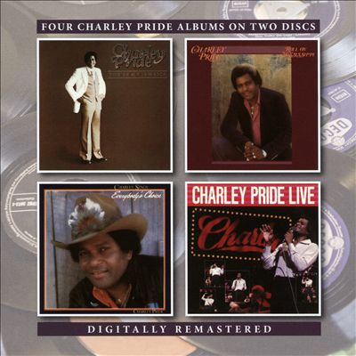 You're My Jamaica/Roll on Mississippi/Everybody's Choice/Charley Pride Live