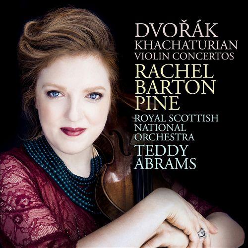 Dvořák, Khachaturian: Violin Concertos