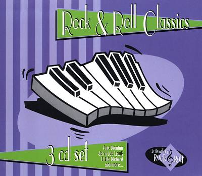 Rock N Roll Classics [Columbia River]