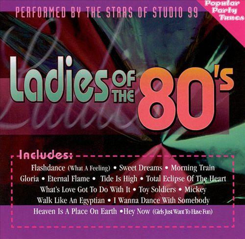 Ladies of the 1980's