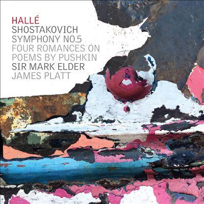Shostakovich: Symphony No. 5; Four Romances on Poems by Pushkin
