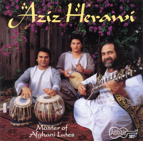 Master of the Afghani Lutes