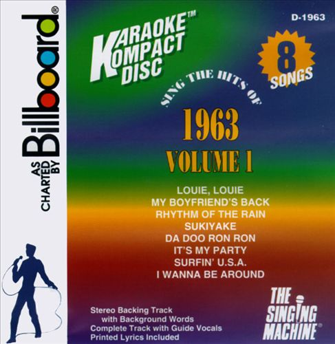 Sing the Hits of 1963, Vol. 1