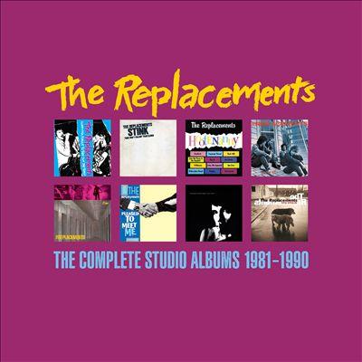 The Complete Studio Albums: 1981-1990
