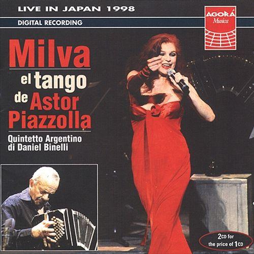 Milva & the Tango of Astor Piazzola