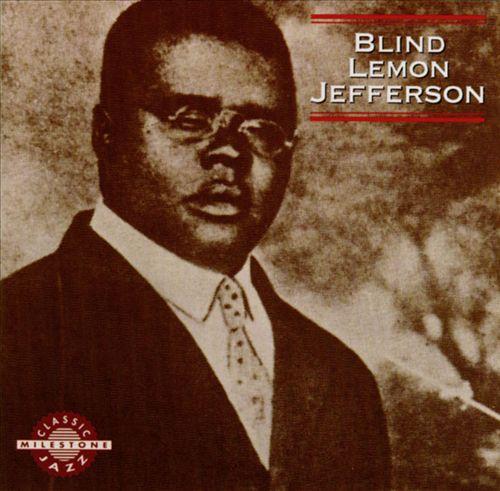 Blind Lemon Jefferson [Milestone]
