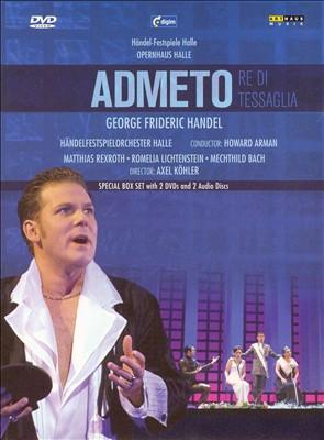 Handel: Admeto [Video]