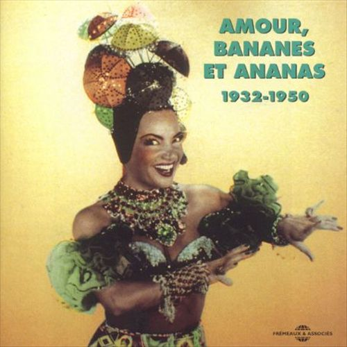 Amour Bananes et Ananas 1932-50
