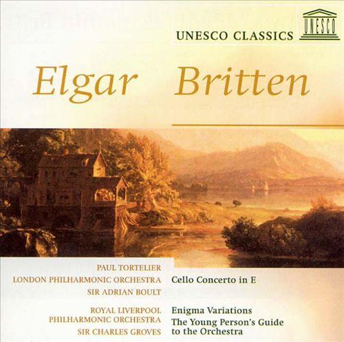Elgar/Britten:Orchestral Works