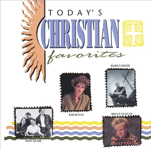 Today's Christian Favorites [K-Tel]