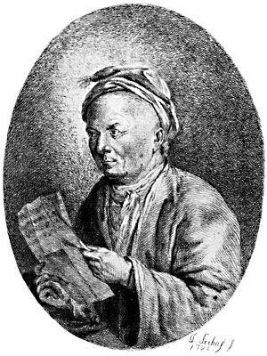 Gottfried August Homilius