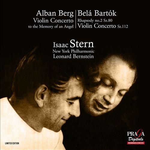 Berg, Bartók: Violin Concertos