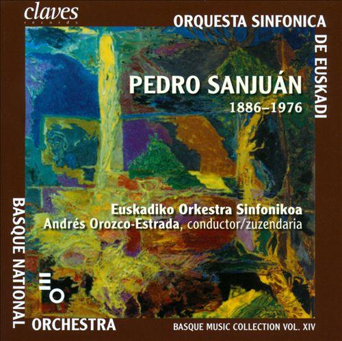Basque Music Collection, Vol. 14: Pedro Sanjuán
