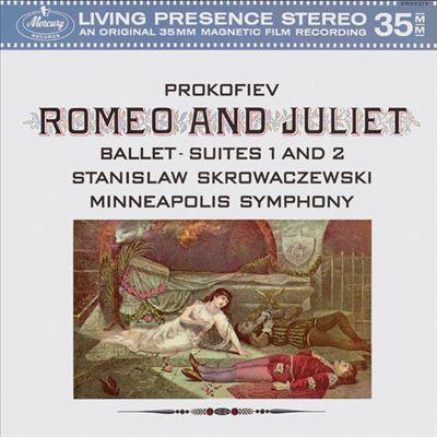 Prokofiev: Romeo & Juliet Ballets Suites 1 & 2
