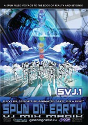 Spun On Earth: VJ Mix Magik