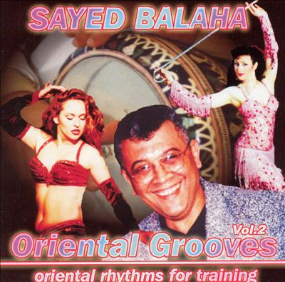 Oriental Grooves, Vol. 2: Oriental Rhythms For Training