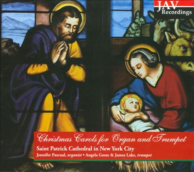 Christmas Carols for Organ and Trumpet