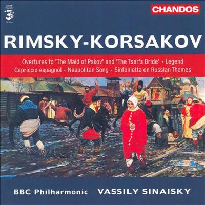 Vassily Sinaisky Conducts Rimsky-Korsakov