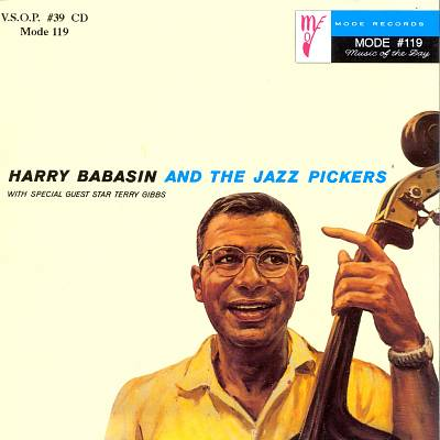 Harry Babasin and the Jazz Pickers/Terry Gibbs