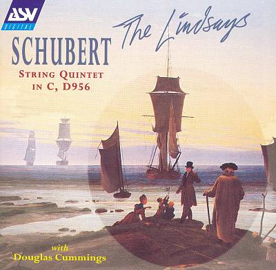 Schubert: String Quintet in C, D 956