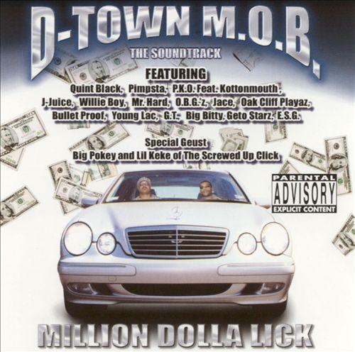 Million Dolla Lick