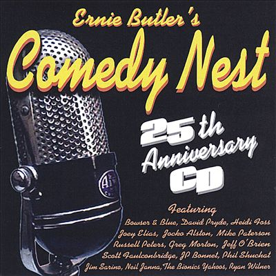Comedy Nest: 25th Anniversary CD