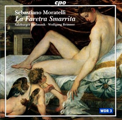Sebastiano Moratelli: La Faretra Smarrita