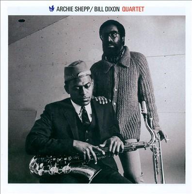 Archie Shepp/Bill Dixon Quartet