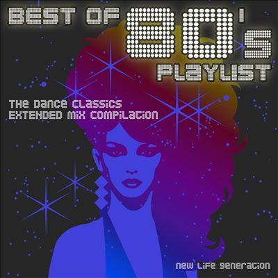 Best of 80's Playlist: The Dance Classics Video Remix Compilation