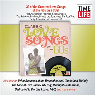 Classic Love Songs of the '60s: Sealed With a Kiss