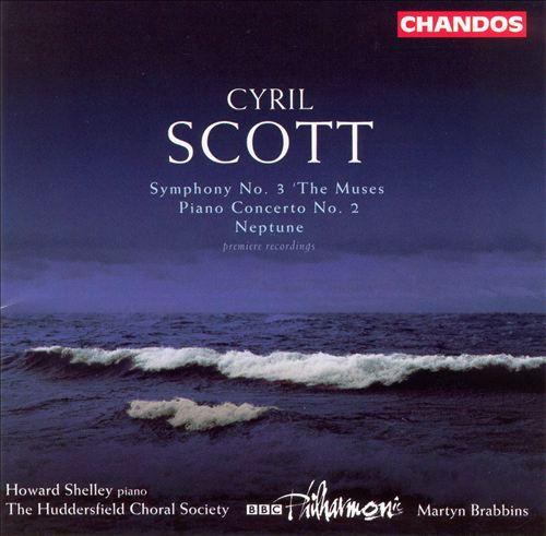 Cyril Scott: Symphony No. 3