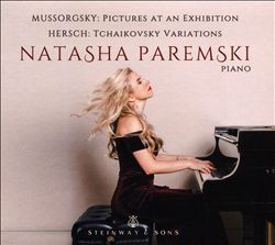 Mussorgsky: Pictures at an Exhibition; Hersch: Tchaikovsky Variations