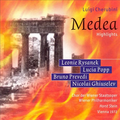 Cherubini: Medea [Highlights]
