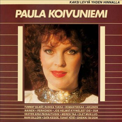 Paula Koivuniemi [#2]